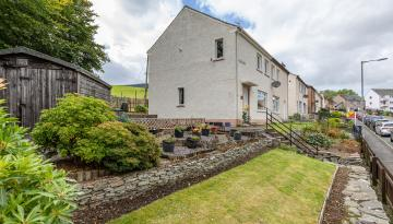 1 Balmoral Road, Galashiels