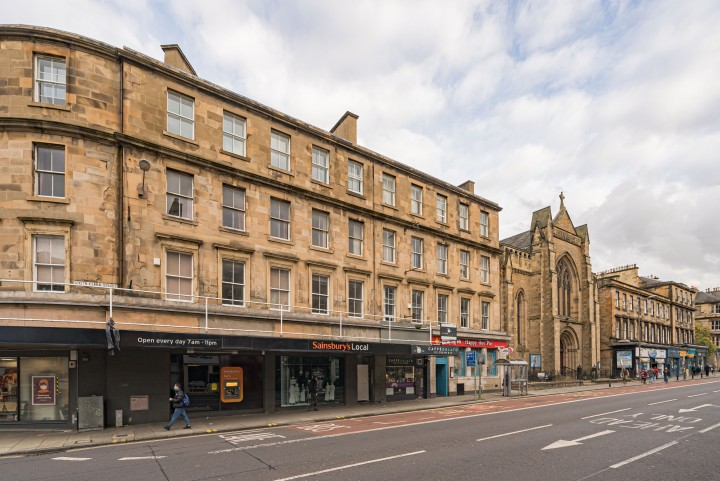 37/4 South Clerk Street, Edinburgh EH8 9NZ