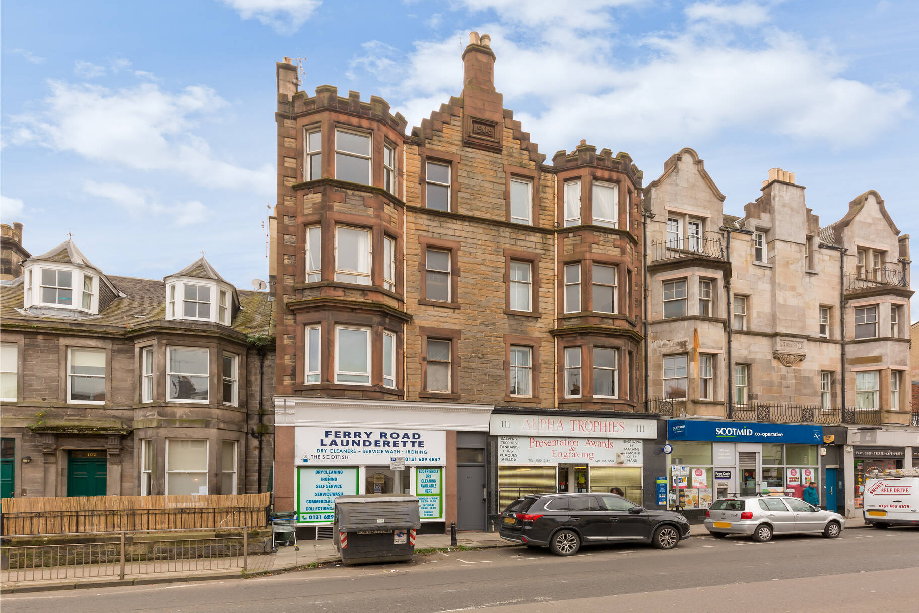 109A/1 Ferry Road, Leith, Edinburgh, EH6 4ET