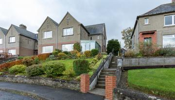 8 Thornfield Terrace, Selkirk