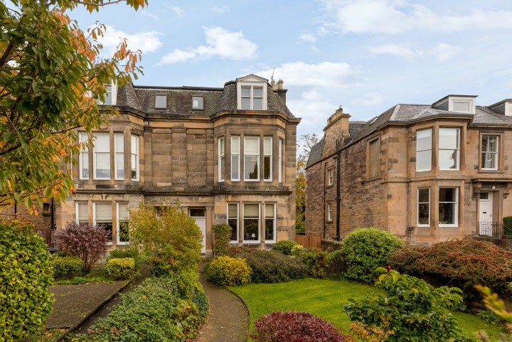 44/3 Morningside Park, Edinburgh EH10 5HA