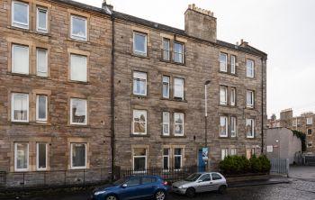 2/2 Wheatfield Terrace, Edinburgh
