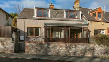 Bowmont Cottage Dingleton Road, Melrose