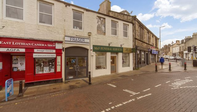 Flat 3, 3 Winton Place, Tranent