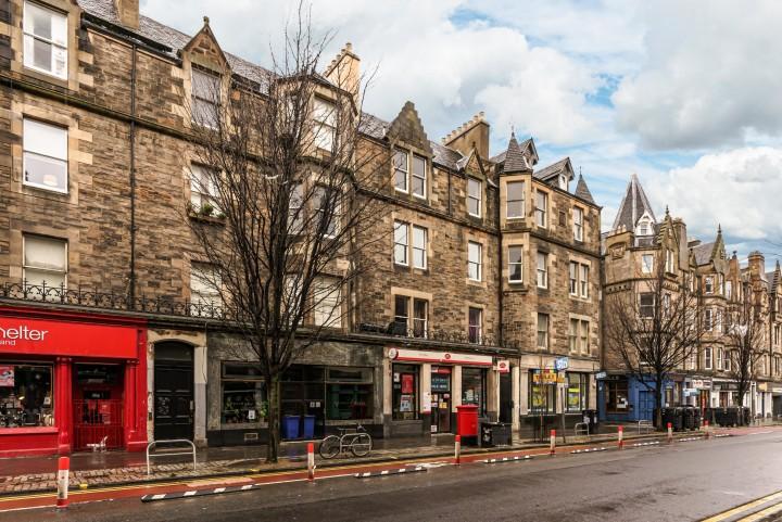 31 (1f2) Forrest Road, Edinburgh EH1 2QP