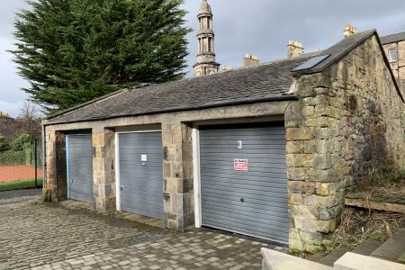 Lock-up Garage, 15 Scotland Street Lane East, Edinburgh, EH3 6PR