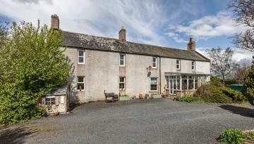 Thorneydykes Farm House , Westruther