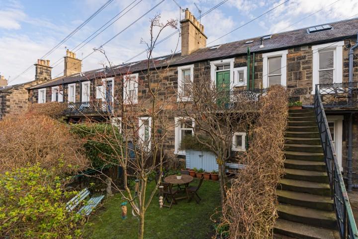 7 Rosebank Cottages, Fountainbridge, Edinburgh EH3 8DA