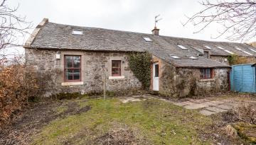 Rowan Cottage, 1 The Square, Boghall Road, Biggar