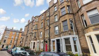 18 1f2 Viewforth Gardens, Edinburgh