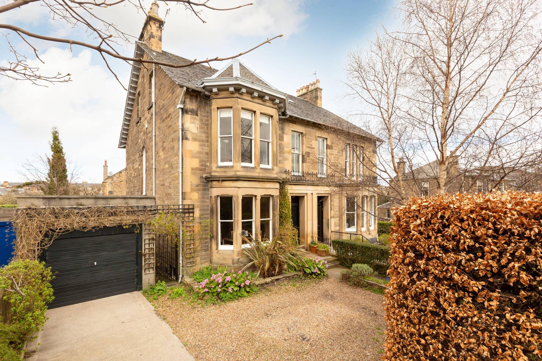 33 Grange Road, Edinburgh, EH9 1UG