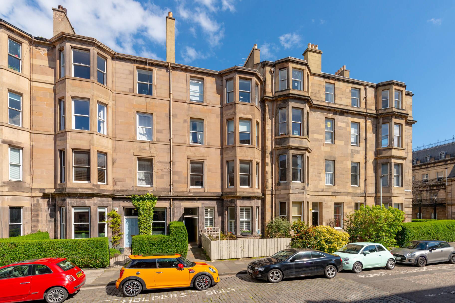 6/1 Perth Street, New Town, Edinburgh, EH3 5DP