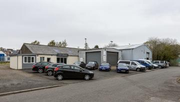 Commercial Premises at Unit 5 Station Road, Earlston