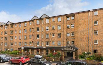 Flat 53, Homescott House 6 Goldenacre Terrace, Edinburgh