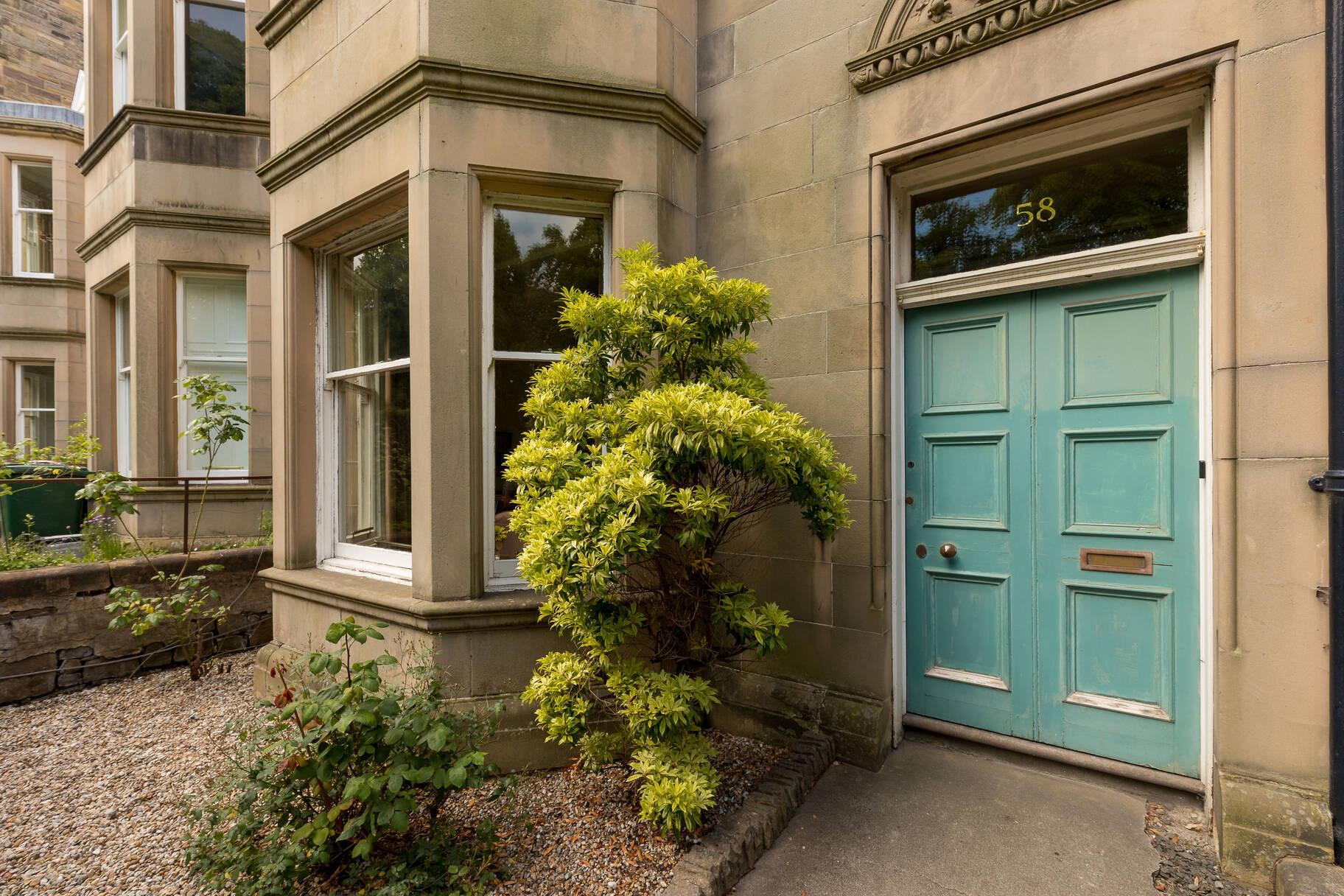 58 Braid Road, Morningside, Edinburgh, EH10 6AL