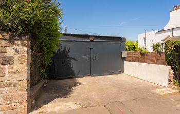 Garage, 3A Willowbrae Gardens, Edinburgh