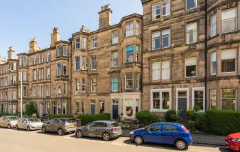 3 (2F1) Brunton Terrace, Edinburgh