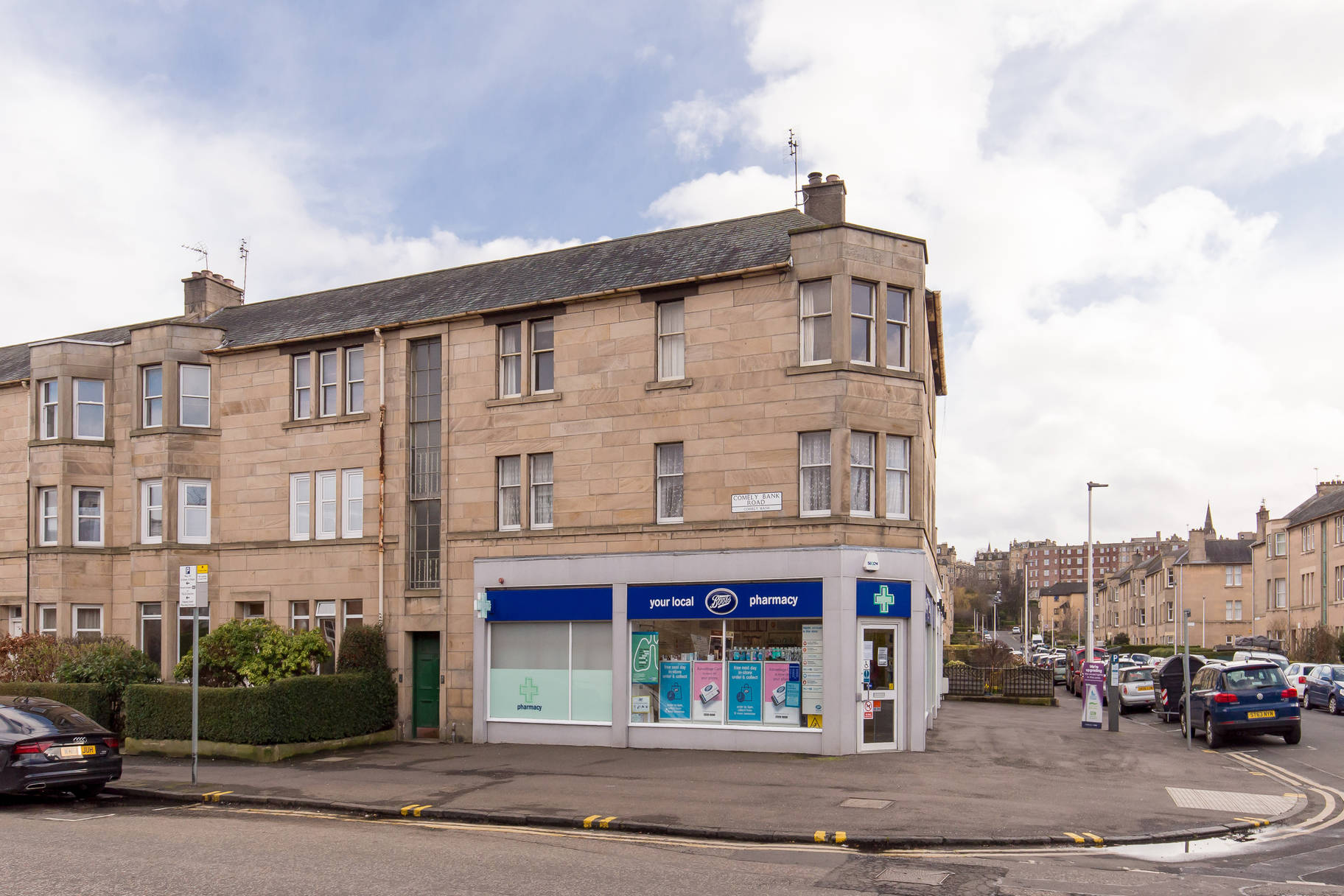 147 (1F1) Comely Bank Road