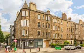 3F1, 1 Wishaw Terrace, Meadowbank, Edinburgh