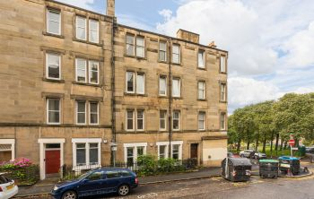 6 2F1 Murieston Crescent, Edinburgh