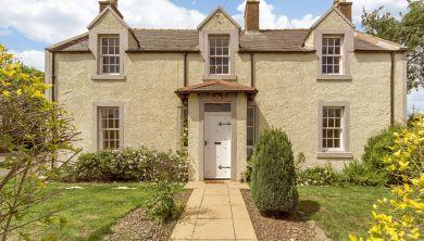 The Old School House , Reston, Eyemouth