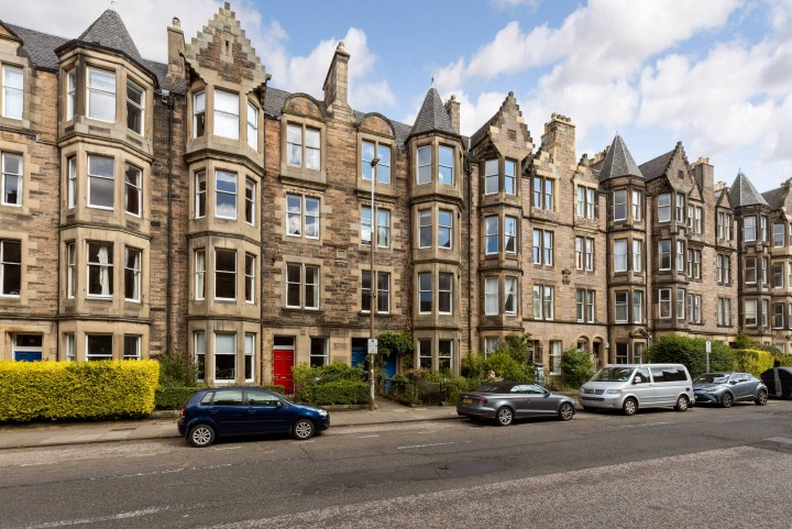 85 (2f1) Marchmont Road, Edinburgh EH9 1HB