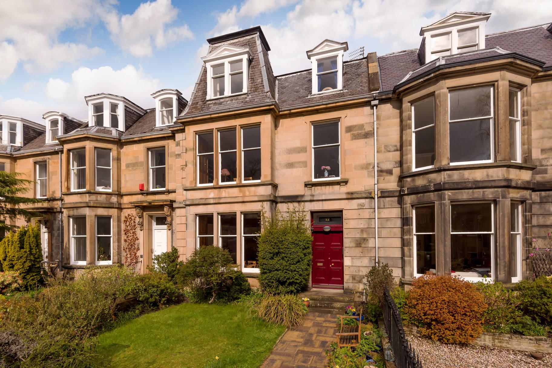 12/1 Grange Terrace, Edinburgh, EH9 2LD