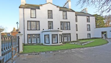 Flat A The Lodge 2 East Road, North Berwick