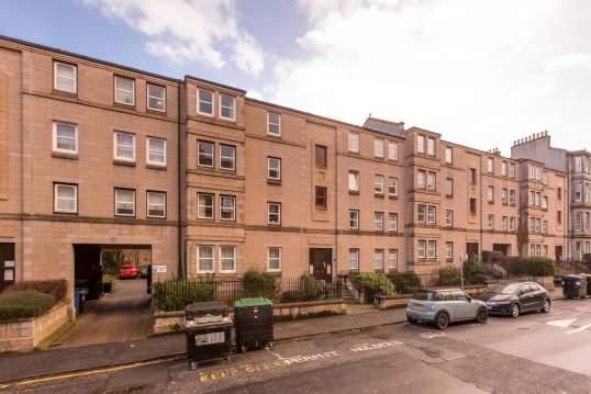 33/4 Rankeillor Street, Newington, Edinburgh, EH8 9JA
