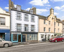 COMMERCIAL PREMISES 50 High Street, DUNBAR, EH42 1JH