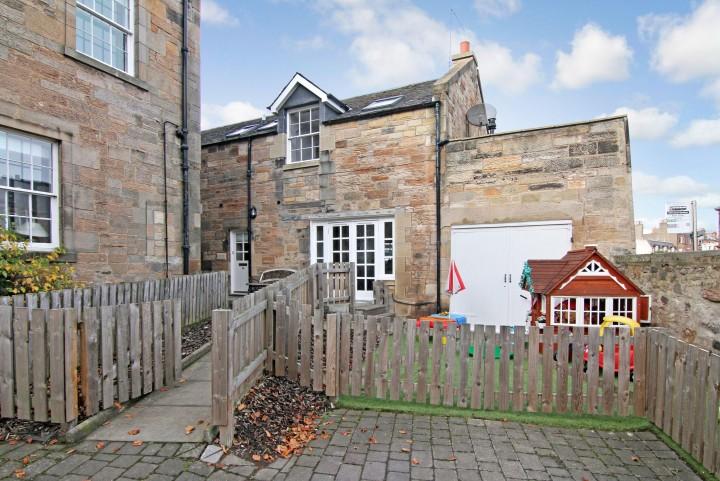 Garden Lodge, 98 Willowbrae Road, Edinburgh, EH8 7HW