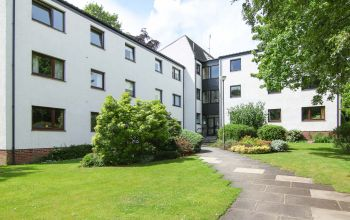 3/7 Fettes Court, Craigleith Road, Edinburgh