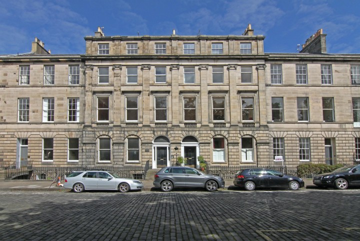 26/1 Drummond Place, Edinburgh EH3 6PN