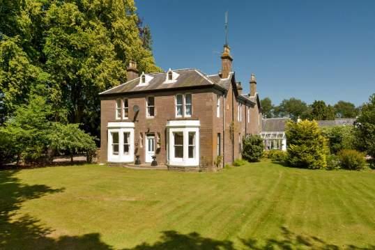 Bennathie house, Coupar Angus, Blairgowrie, PH13 9HN