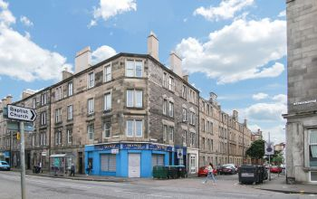 119 (1f3) Easter Road, Edinburgh