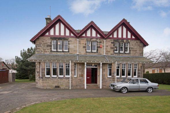 Detached House  for sale: Grange Schoolhouse, Carriden, Bo'ness, EH51 9LJ