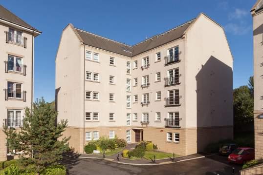 6/10 Powderhall Rigg, Edinburgh, EH7 4GA