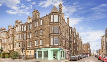 11/8 Dalziel Place, Edinburgh