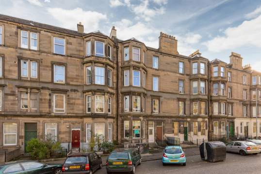 344 (2F2) Easter Road, Edinburgh, EH6 8JR