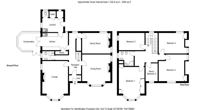 Image schematic of the Property's floorplan