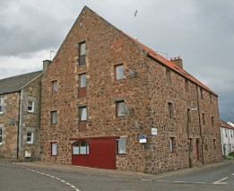 Starch Mill, Ford Road, Haddington